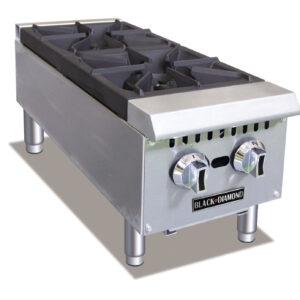 2 burner hotplate