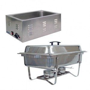 Chafer & Food Warmer