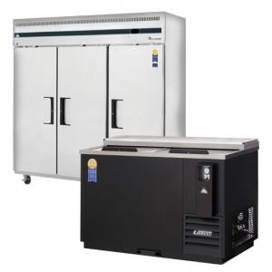 Cooler & Freezer
