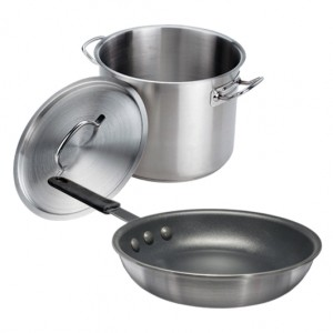 Stock Pot & Fry Pan