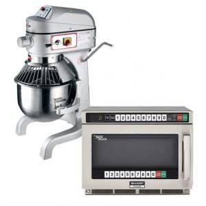 Mixer & Microwave