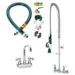 Faucets & Plumbing